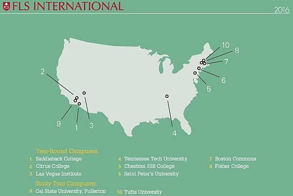 FLS Map