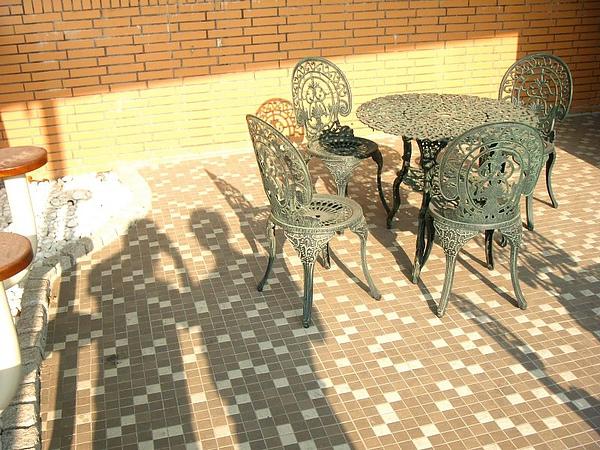 20080301七樓國際會議廳外的咖啡.JPG