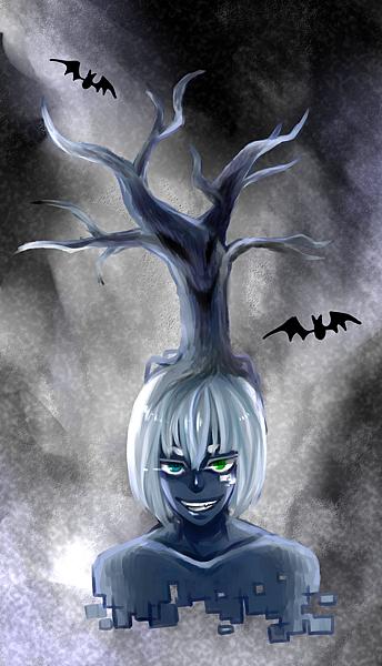 長樹 可怕!