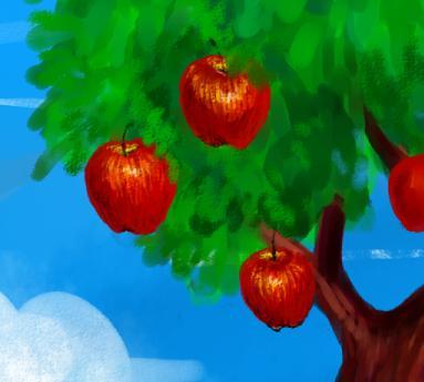 長樹 蘋果