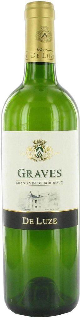 De Luze Grave Blanc 法國帝露格拉夫白葡萄酒.jpg