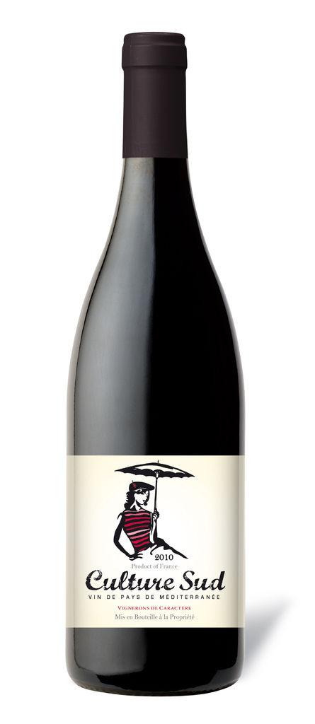 Culture Sud Red, VDP de Mediterranee 法國南法風情紅葡萄酒
