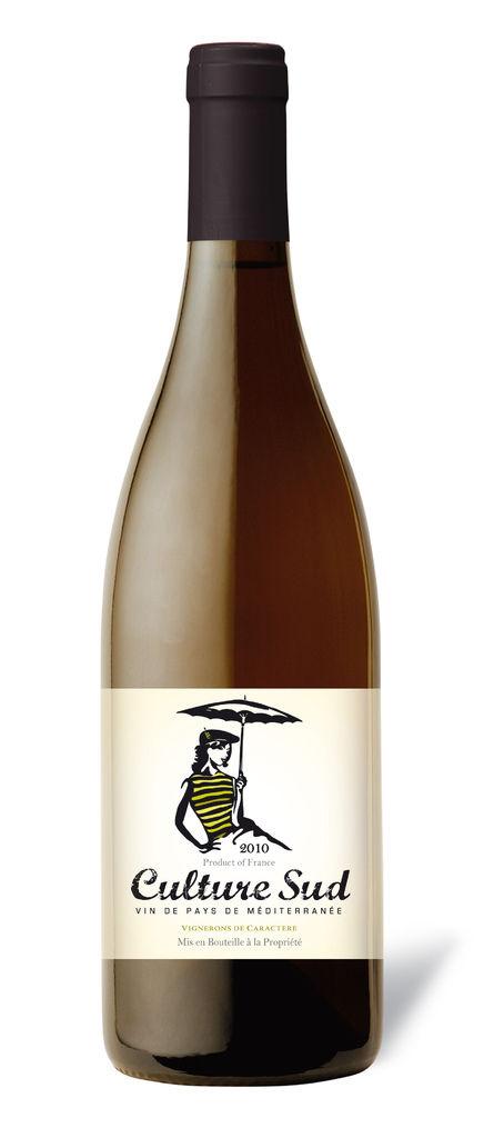 Culture Sud White, VDP de Mediterranee 法國南法風情白葡萄酒