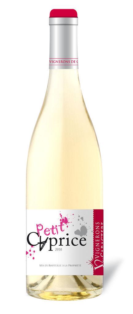 Petit Caprice White, VDP de Mediterranee 法國小小夢想白葡萄酒