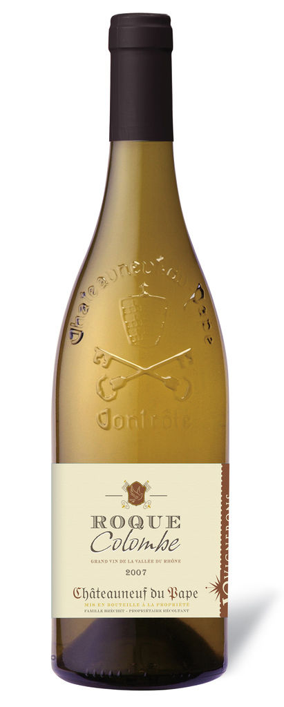 Roque Colombe White, Chateauneuf du Pape 法國石中鳥白葡萄酒