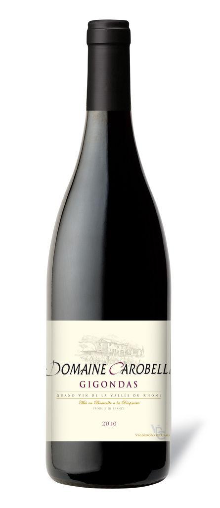 Domaine Carobelle Red, Gigondas法國卡洛貝酒莊吉恭達斯紅葡萄酒