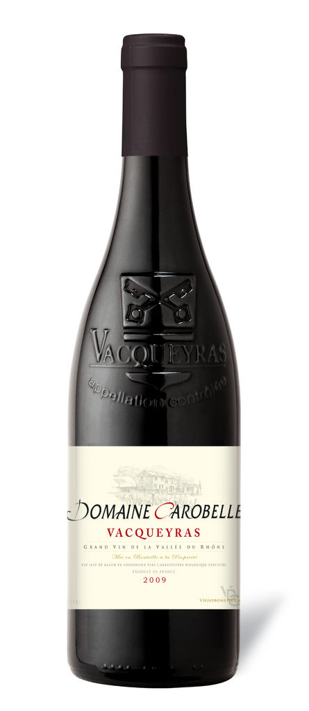 Domaine Carobelle Red, Vacqueyras法國卡洛貝酒莊瓦給哈斯紅葡萄酒