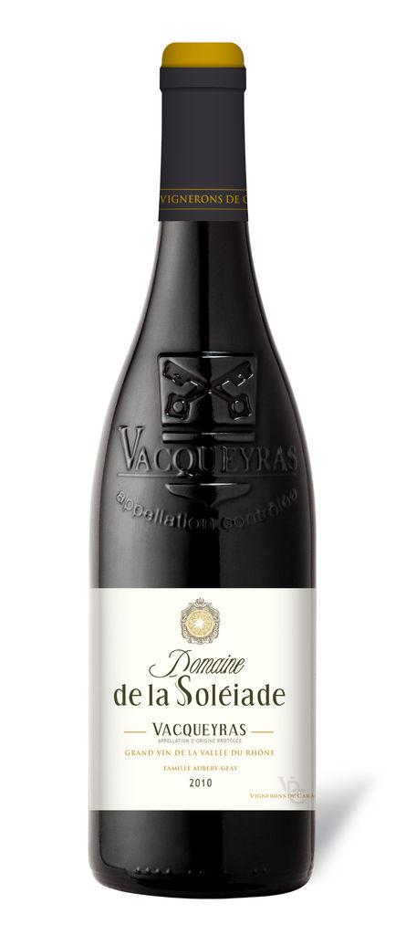 Domaine de La Soleiade, Vacqueyras 法國陽光紅葡萄酒
