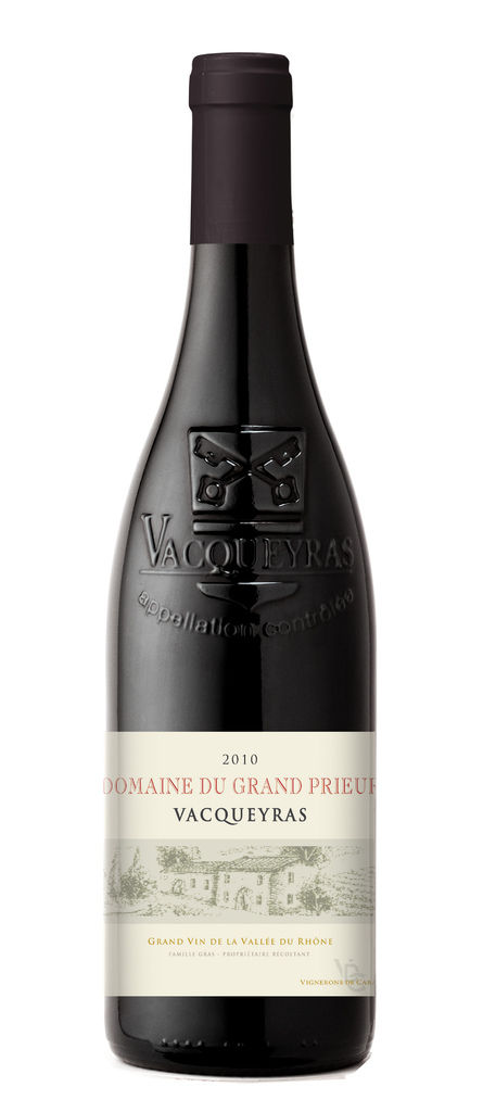 Domaine du Grand Prieur, Vacqueyras 法國祈禱紅葡萄酒