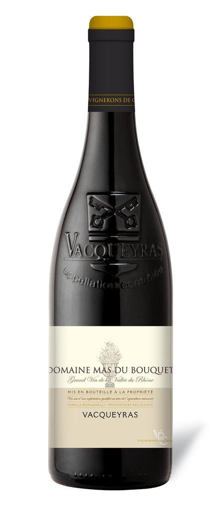 Vacqueyras Domaine Mas du Bouquet法國花束紅葡萄酒