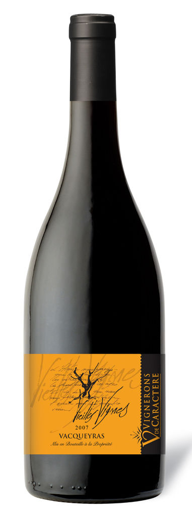 Vieilles Vignes, Vacqueyras 法國老樹藤紅葡萄酒