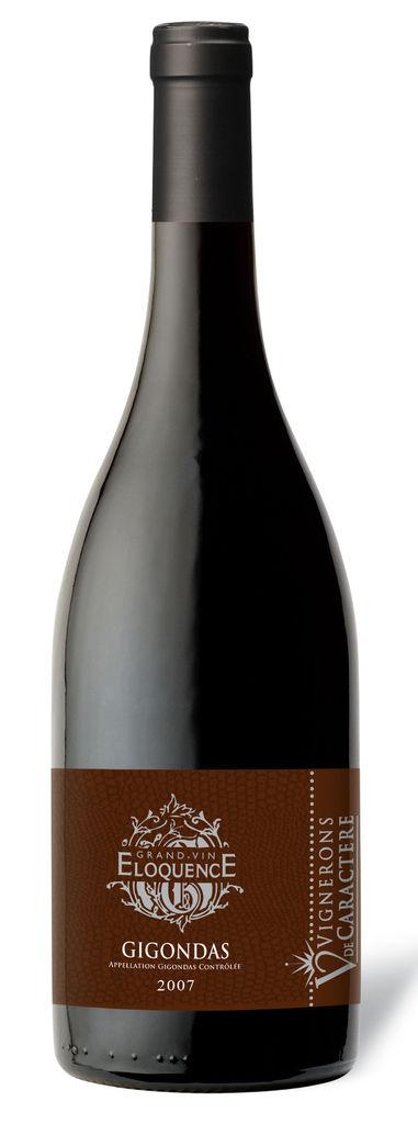 Eloquence, Gigondas 法國善言紅葡萄酒