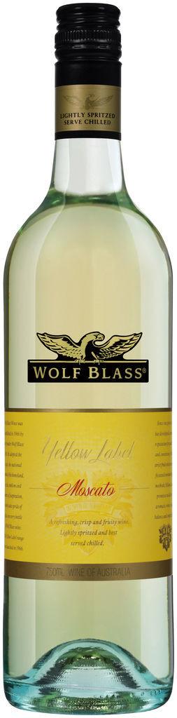 Wolf Blass Yellow Label Moscato 禾富黃牌慕斯卡白葡萄酒
