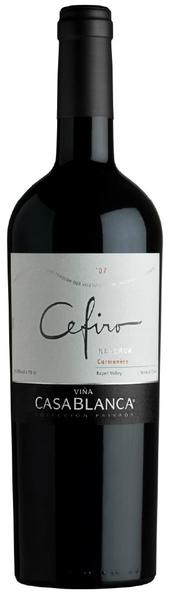 Cefiro Coleccion Privada Carmenere 風之神卡蜜尼耶紅葡萄酒.jpg