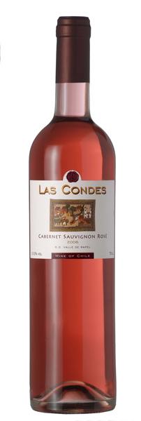 Las Condes Cabernet Sauvignon Rose 康帝城市莊園卡貝納粉紅葡萄酒.jpg