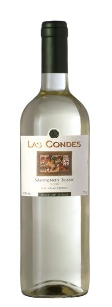 Las Condes Sauvignon Blnac 康帝城市莊園白蘇維翁白葡萄酒.jpg