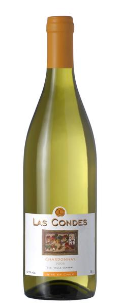 Las Condes Chardonnay 康帝城市莊園雪多利白葡萄酒.jpg