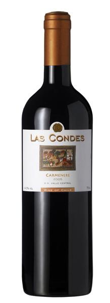 Las Condes Carmenere 康帝城市莊園卡蜜尼耶紅葡萄酒.jpg