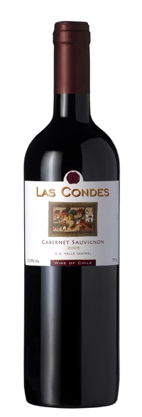 Las Condes Cabernet Sauvignon 康帝城市莊園卡貝納紅葡萄酒.JPG