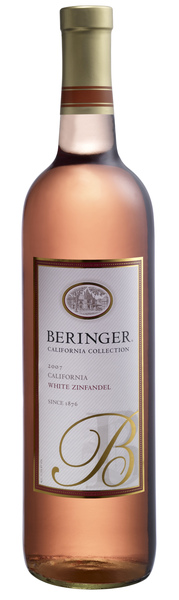 Beringer California Collection White Zinfandel 貝林格加州精選金粉黛粉紅葡萄酒.jpg