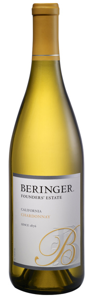 Beringer Founders' Estate Chardonnay 貝林格原創雪多利白葡萄酒.jpg