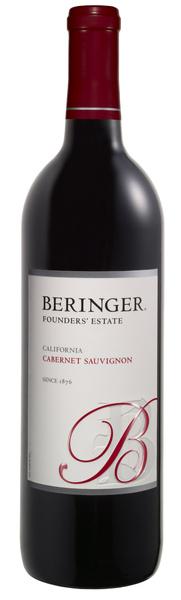 Beringer Founders' Estate Cabernet Sauvignon 貝林格原創卡貝納紅葡萄酒.jpg