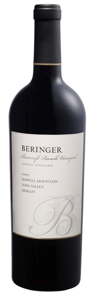 Beringer Private Reserve Howell MountainMerlot 貝林格陳年豪厄爾山梅洛紅葡萄酒.jpg