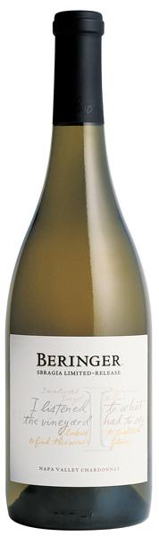 Beringer Sbragia Limited-Release Chardonnay 貝林格史巴嘉限量雪多利白葡萄酒.jpg