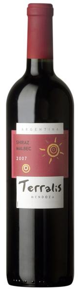 Terralis Syrah-Malbec 德拉利太陽施赫-馬爾貝克紅葡萄酒.jpg