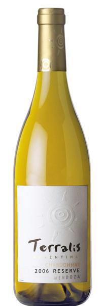 Terralis Reserve Chardonnay 德拉利風水精選雪多利白葡萄酒.jpg