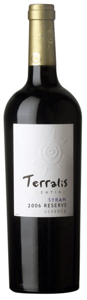 Terralis Reserve Syrah 德拉利風水精選施赫紅葡萄酒.jpg