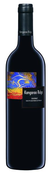 Kangaroo Rigde Shiraz 袋鼠山施赫紅葡萄酒.jpg