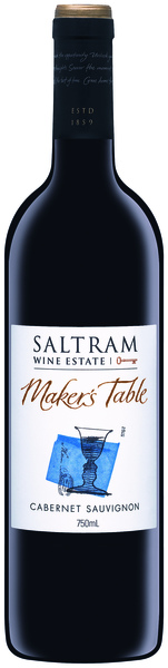 Saltram Maker's Table Cabernet Sauvignon 史創釀酒師卡貝納紅葡萄酒.jpg