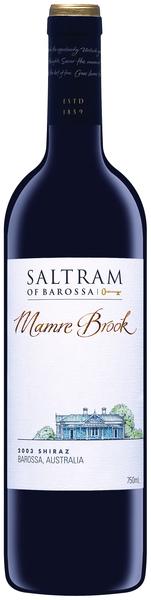 Saltram Mamre Brook Shiraz 史創蒙布克施赫紅葡萄酒.jpg
