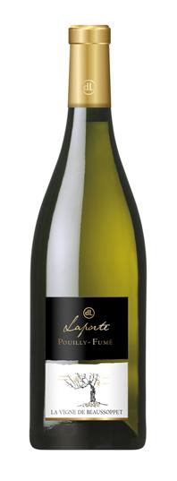 La Vigne de Beaussoppet Pouilly Fume 拉波蒂莊園普依‧芙美白葡萄酒-藤蔓.jpg