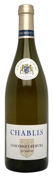 Simonnet-Febvre Chablis 西蒙‧法勃夏布利白葡萄酒.jpg