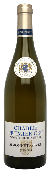 Simonnet-Febvre 1er Cru Montee de Tonnerre Chablis 西蒙‧法勃多內爾坡一級葡萄園夏布利白葡萄酒.jpg