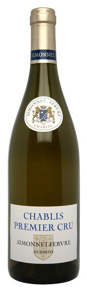 Simonnet-Febvre 1er Cru Chablis 西蒙‧法勃一級葡萄園夏布利白葡萄酒.jpg
