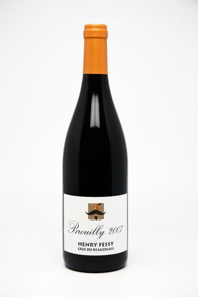 Cru Du Beaujolais Brouilly 翹鬍子亨利布依特級村莊紅葡萄酒.jpg