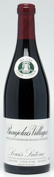 Beaujolais Villages 薄酒來村莊紅葡萄酒.jpg