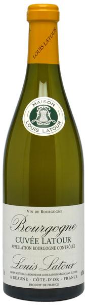 Bourgogne cuvee latour Blanc 布根地白葡萄酒.jpg