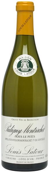Puligny-Montrachet Sous le Puits 1er Cru 普里尼‧蒙哈榭ㄧ級葡萄園下水井園白葡萄酒.bmp