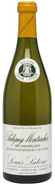 Puligny-Montrachet Les Chmpgains 1er Cru 普里尼‧蒙哈榭ㄧ級葡萄園香甘園白葡萄酒.bmp