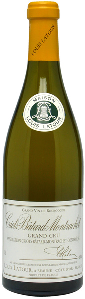 Criots- Batard-Montrachet Grand Cru 特級克利優-巴塔-蒙哈榭白葡萄酒.jpg