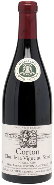 Corton Clos de la Vigne au Saint Grand Gru 特級高登聖人園紅葡萄酒.jpg