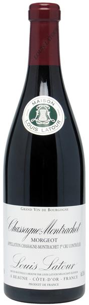 Chassagne-Montrachet 1er Cru Morgeot 夏山-蒙哈榭一級摩玖紅葡萄酒.jpg