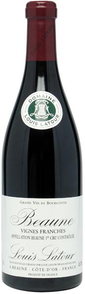Beaune Vignes Franches 1er Cru 伯恩一級葡萄園弗朗屈園紅葡萄酒.bmp