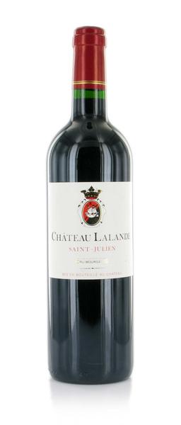 Chateau Lalande 法國拉蘭德古堡紅葡萄酒.bmp