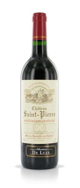 Chateau Saint-Pierre 法國聖皮耶古堡紅葡萄酒.bmp