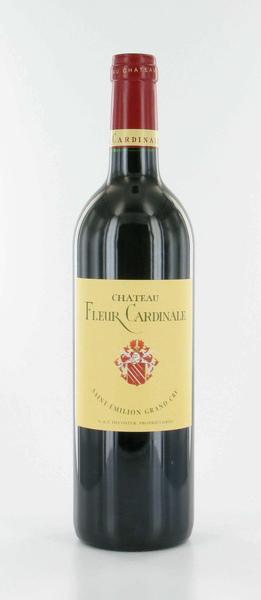 Chateau Fleur Cardinale 法國卡迪那之花古堡紅葡萄酒.bmp